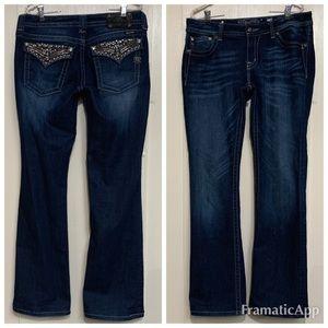 Miss me jeans size W 31 L 32